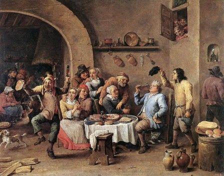 TSR-El_rey_bebe_David_Teniers