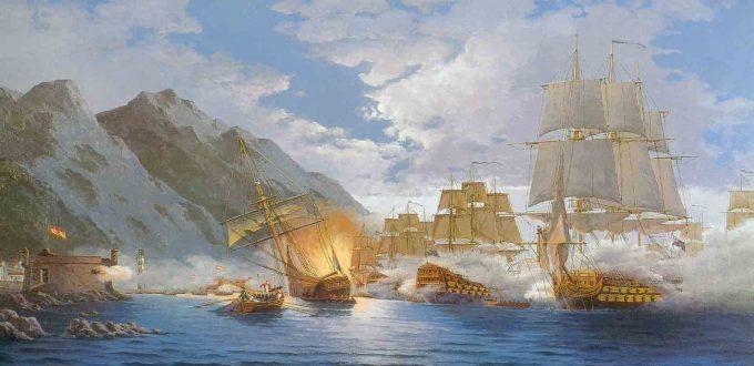 Ataque a Santa Cruz de Tenerife-esteban-arriaga