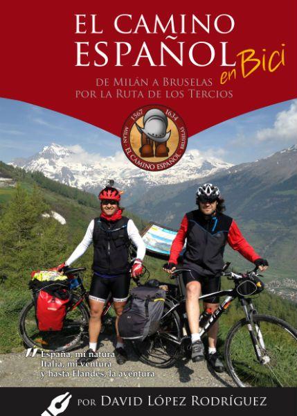 camino español en bici