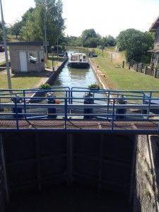 Canal cerca de Vergaville